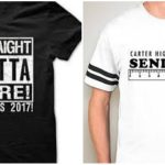Top 10 Best ideas about Senior Class T-Shirts