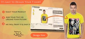 99tshirts- Customized T Shirts