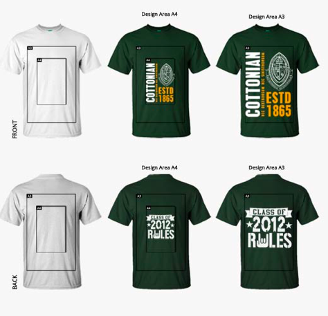 customized tees are pocket friendly