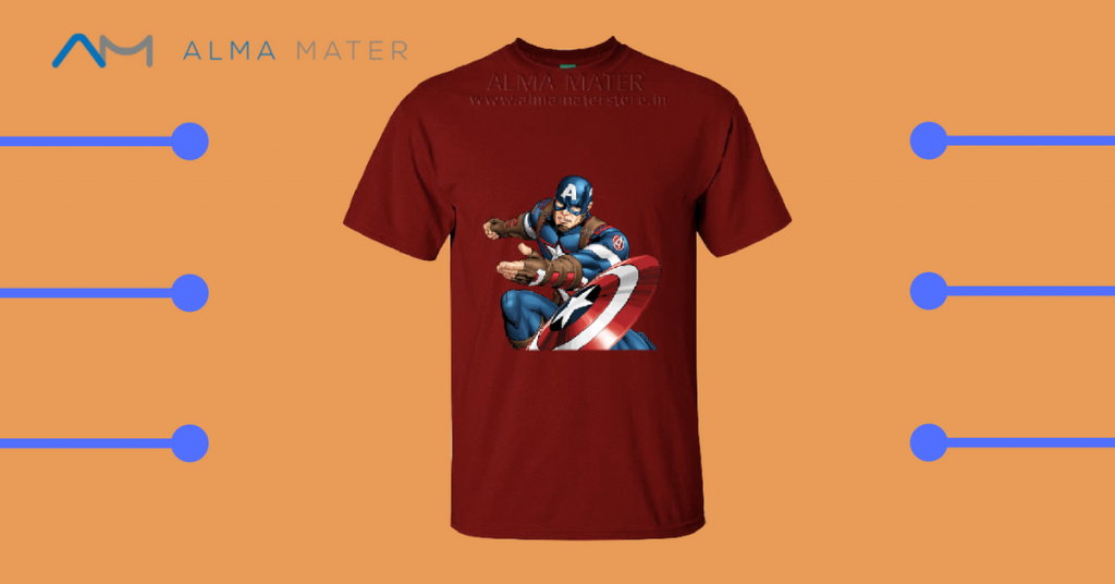 marvel custom t shirt