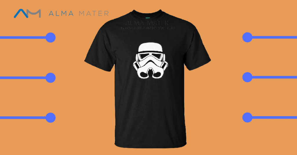 star wars custom t shirts