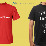 Custom Designed T-Shirt to promote business