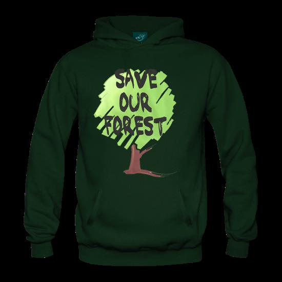 green hoodie online