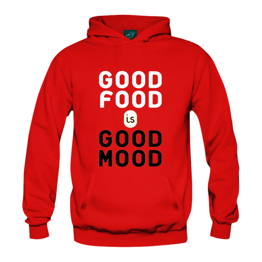 Red hoodies online